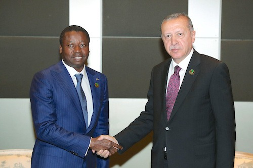 Entretien téléphonique entre le Chef de l'Etat et son homologue turc