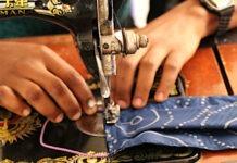 Riposte anti-Covid : plus de 12 millions de masques artisanaux confectionnés