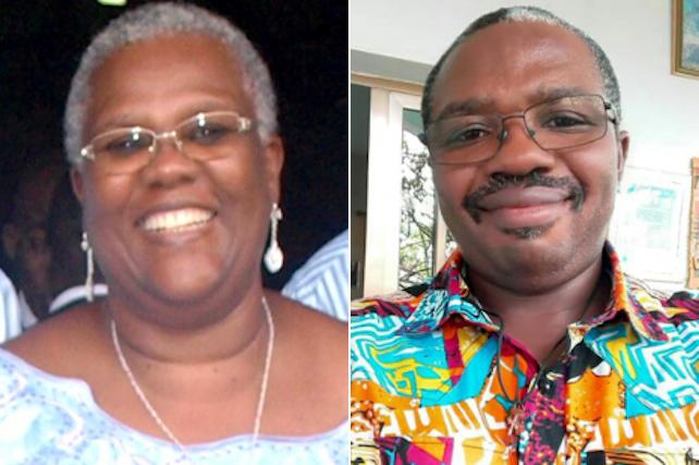Maryse Quashie et Roger E. Folikoué