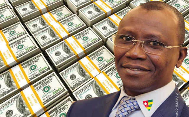 Sani Yaya ministre loi des finances