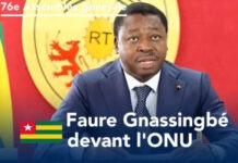 Devant les Nations Unies, le Chef de l'Etat présente les dernières avancées économiques et sociales du Togo
