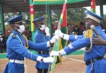 61 nouveaux officiers sortent de l'EFOFAT