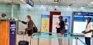 Le Togo lève la quarantaine obligatoire à l'arrivée