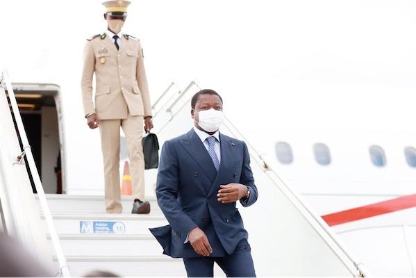 Le Chef de l'Etat à Accra, pour un sommet extraordinaire de la Cedeao