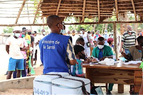 Covid-19 : plus d'un million de vaccinés au Togo d'ici fin 2021
