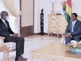 Damien Mama : « Au Togo, j'ai été témoin de beaucoup de transformations »