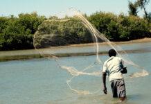 Au Togo, l'usage des filets de pêche similaires aux moustiquaires est interdit