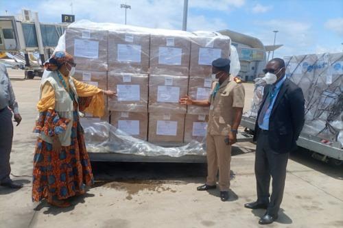 Le Togo reçoit 325 000 nouvelles doses de Sinovac via Covax