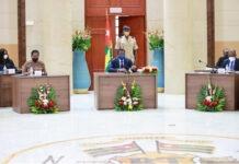 Conseil des ministres : cinq avant-projets de loi et trois communications