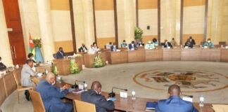 conseil des ministres-togo