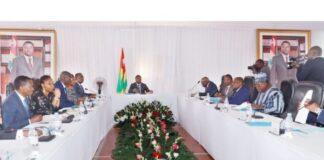 Conseils des ministres du 6 mars 2020