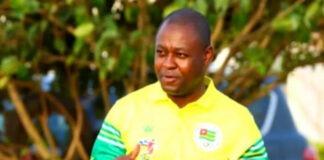 Déladem Akpaki President du CNO-Togo