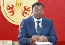 """Faure Gnassingbé : """"le Togo atteindra une immunité collective, à condition de disposer de vaccins"""""""