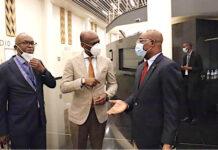 Entretien à Kigali entre Robert Dussey et ses homologues de la Guinée-équatoriale et de la Pologne