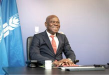 Le Togolais Gilbert Houngbo, candidat de l'Afrique à la direction du BIT
