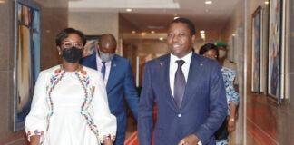 HeForShe : Faure Gnassingbé distingué pour sa politique d'égalité et d'équité genre