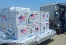 Le Togo obtient 300 000 nouvelles doses de Pfizer des USA