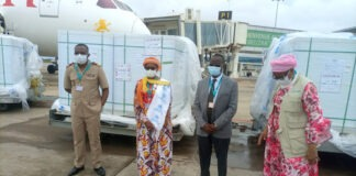 Covax : le Togo reçoit 702 000 doses de Sinovac
