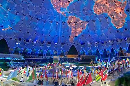 L'Expo Dubaï 2020 est lancée
