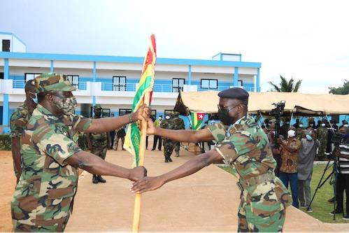 Maintien de la paix : nouveau commandant au CEOMP