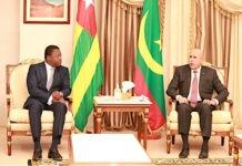 Le Togo et la Mauritanie vont renforcer leur coopération