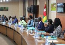 Le Premier ministre en visite officielle au Gabon