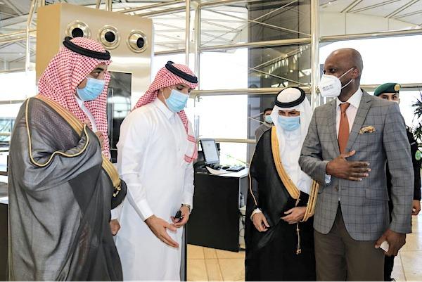 Le ministre des affaires étrangères en visite officielle en Arabie Saoudite