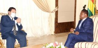 Antônio Carlos De Salles Menezes: « Le Togo va bien avec ses options de politique de développement »