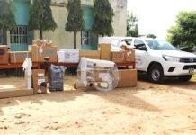 Santé néonatale : nouveaux équipements pour les structures sanitaires de Kara et Sokodé