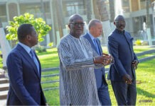 A Lomé, un sommet quadripartite sur la sécurité sous-régionale