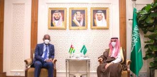 Le Togo ouvrira une ambassade en Arabie Saoudite