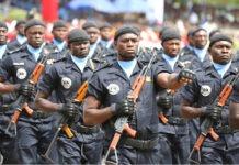 La Police Nationale recrute