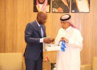 Le Togo veut relancer ses échanges commerciaux avec l'Arabie Saoudite
