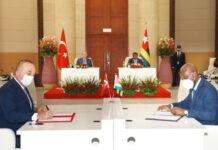 Erdogan au Togo : nouvel élan au partenariat Ankara-Lomé