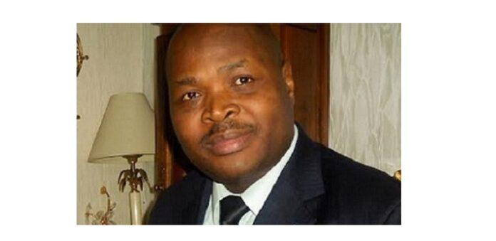 Eloi Koussawo du MO5