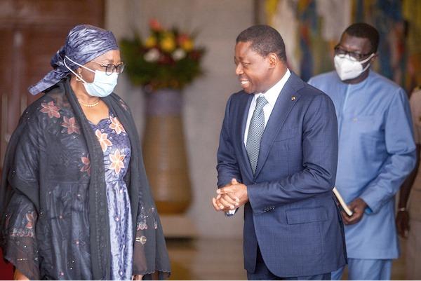 Protection civile : le Togo cité en exemple